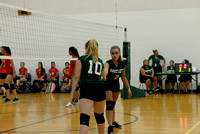 Girls JV and Varsity Volleyball