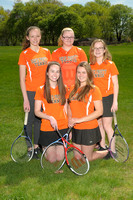 David Prouty Girl's tennis Seniors
