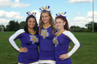 Bay Path Cheerleader Seniors