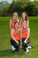 David Prouty Varsity softball Captains