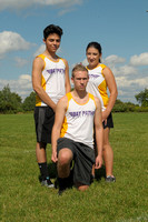 Bay Path Cross country Captains