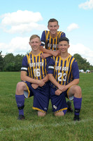 Bay Path Varsity Soccer Captains