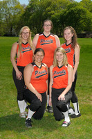 David Prouty Varsity Softball Seniors