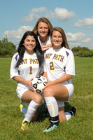 Bay Path Varsity Girl's Soccer Captains