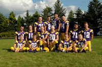 Bay Path Varsity Football Seniors