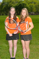 David Prouty Girl's Tennis Captains